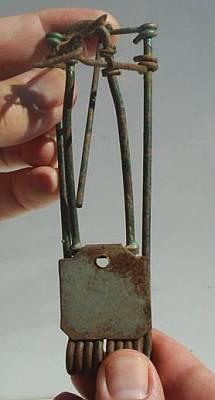 set gopher trap-1